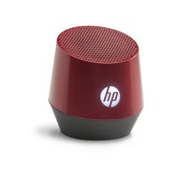 Haut-parleur portable HP Mini S4000 - rouge