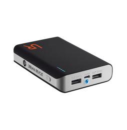 Batterie de secours Trust UR Powerbank portable phone charger 8800 mAh avec 2 ports USB