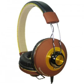 Casque Maxell PLAY MXH HP600 Retro DJ2 - Jack 3.5 mm