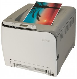 Imprimante A4 Laser Couleur Ricoh Aficio SP C242DN