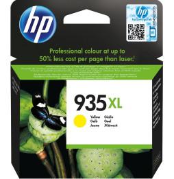 HP 935XL Jaune - Cartouche d'encre grande capacité HP d'origine (C2P26AE)