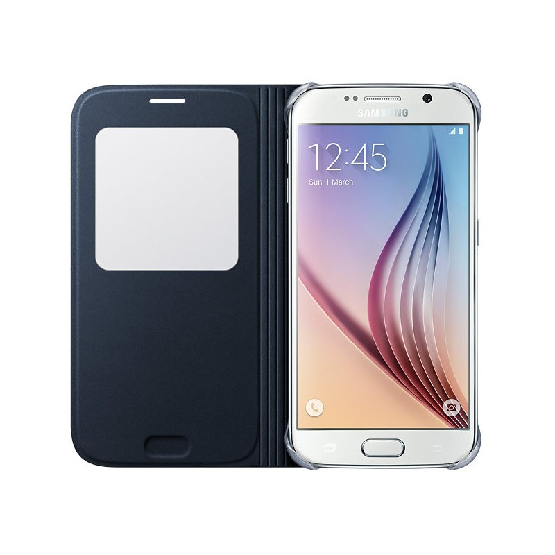samsung s view cover pour galaxy s6 maroc. Black Bedroom Furniture Sets. Home Design Ideas