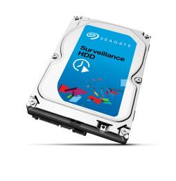 """Disque dur interne 3.5"""" Seagate Surveillance HDD 7200 tr/min pour les systèmes de surveillance actifs"""