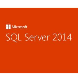 SQL Server 2014 Standard Edition - Single Language, Open License Program