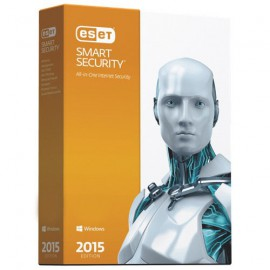 ESET Smart Security - 1 an / 1 poste