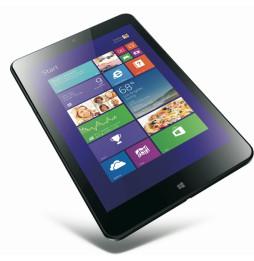 Lenovo ThinkPad Tablet 8 (Windows 8.1, RAM 2GB DDR3, Stockage 64GB)