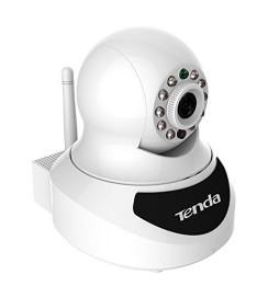 Caméra IP réseau intérieure Tenda C50s HD 720p, PTZ, IR
