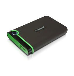 """Disque dur USB 3.0 externe Anti-choc portable 500 GB Transcend StoreJet 25M3 - 2.5"""""""