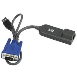 Adaptateur d'interface HP KVM Console USB (AF628A)