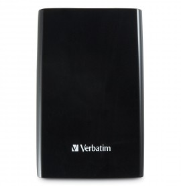 "Disque dur Verbatim USB 3.0 externe 2.5"" Store'n'Go Portable 2TB - Noir"
