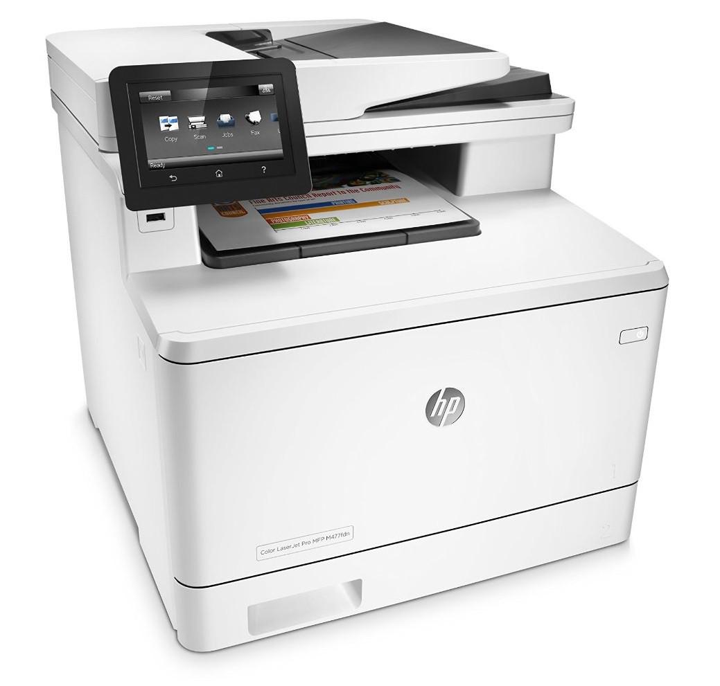 imprimante scanner photocopieur laser couleur hp. Black Bedroom Furniture Sets. Home Design Ideas
