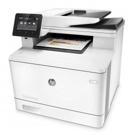 Imprimante Multifonction Laser HP Color LaserJet Pro MFP M477fdw (CF379A)