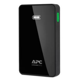 Batterie de secours portable APC M5BK 5000mAh Li-polymer (1x 5V/2,4A + 1x 5V/1A)