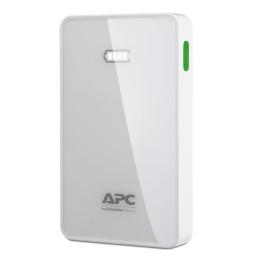 Batterie de secours portable APC M10BK 10000mAh Li-polymer (1x 5V/2,4A + 1x 5V/1A)