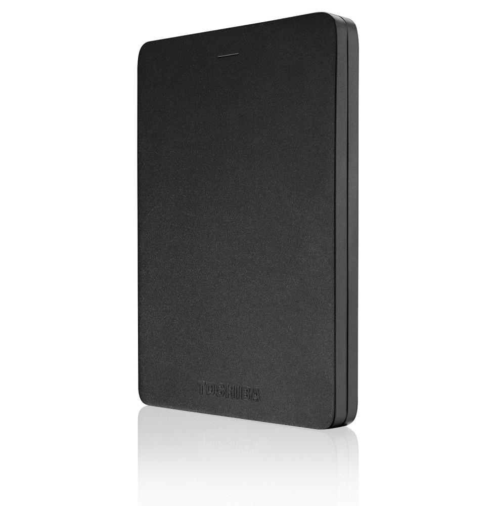 Disque dur externe Toshiba Canvio Basic 2,5 - USB 3.0 Noir