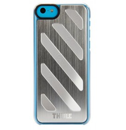Thule Gauntlet Étui TGIE-2223 en aluminium pour iPhone 5c - Silver