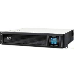 Onduleur Line interactive APC Smart-UPS C 3000VA LCD 230V Rackable 2U