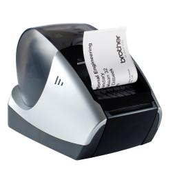 Imprimante d'étiquettes bureautique Brother QL570