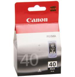 Cartouche d'encre d'origine Noir Canon PG-40