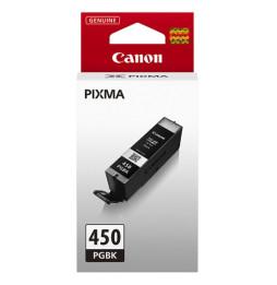 Cartouche d'encre d'origine Canon PGI-450 PGBK Noir