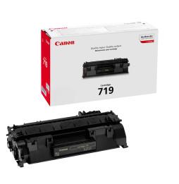 Cartouche de toner Canon 719 Noir - 2100 Pages