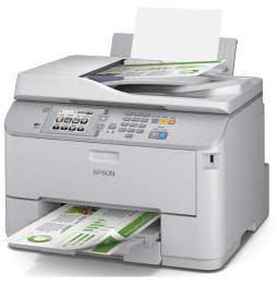 Imprimante Multifonction 4-en-1 Jet d'encre Couleur EPSON WORKFORCE PRO WF-5620DWF (C11CD08401)
