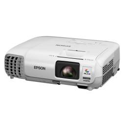 Vidéoprojecteur Portable 3LCD EPSON EB-W29 - HD ready WXGA 3000 lumens (V11H690040)
