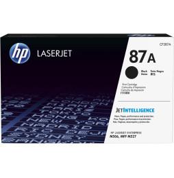 HP 87A Noir (CF287A) - Toner HP LaserJet d'origine
