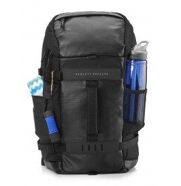 "Sac à dos HP Odyssey Backpack Sport 15,6"" Noir (L8J88AA)"