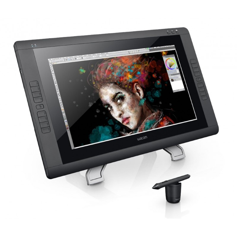 Tablette graphique professionnelle Wacom Intuos4 XL A3 Wide CAD (PTK-1240-C)
