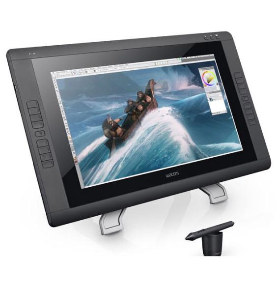 "Tablette Graphique Wacom Cintiq 22HD - 21,5"" (DTK-2200)"