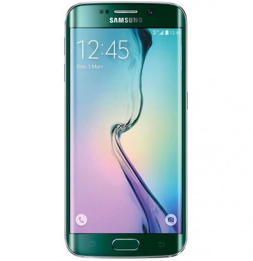 "Samsung GALAXY S6 EDGE - 32 GO - écran 5.1"" - Doré"