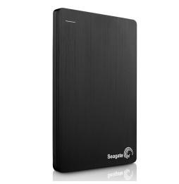 """Disque dur externe 2.5"""" Seagate Backup Plus Portable 500 GB - USB 3.0 Noir"""