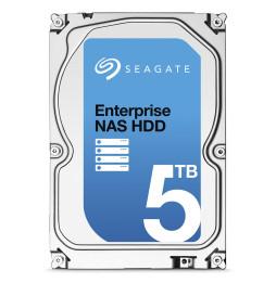 """Disque dur interne 3,5"""" Seagate Enterprise NAS Pro 128 Mo - 7200 tr/min SATA 6 Gbits/s"""