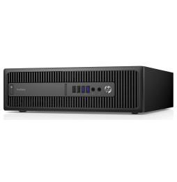 Ordinateur HP ProDesk 600 G2 à petit facteur de forme SFF (T4J87EA)