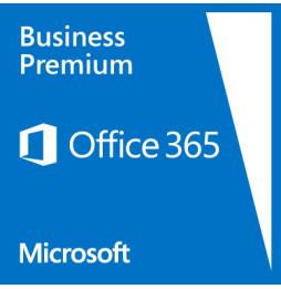 Microsoft Office 365 Business Premium - Licence d'abonnement ( 1 an ) / 1 Utilisateur