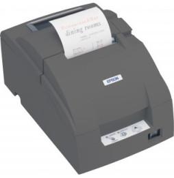 Imprimante ticket à impact Epson TM-U220D Série noire (Avec alimentation - Sans cordon secteur)