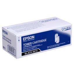 Toner Noir Capacité Standard EPSON 700 pages (C13S050672)
