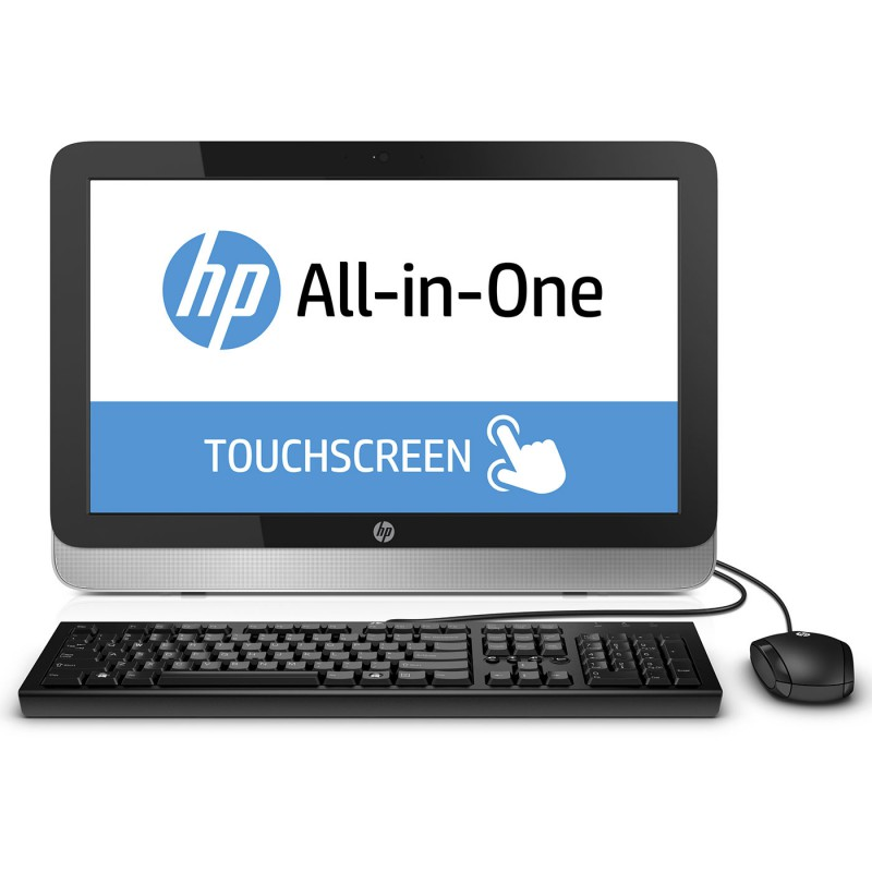 ordinateur tactile hp all in one 22 3100nk p1h36ea maroc