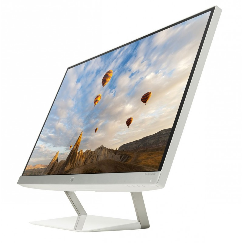 Moniteur hp pavilion 27xw ips r tro clairage led 27 for Moniteur 27 pouces dalle ips