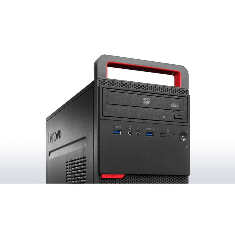 ordinateur de bureau lenovo thinkcentre m700 tour 10km0013fm maroc. Black Bedroom Furniture Sets. Home Design Ideas