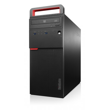 ordinateur de bureau lenovo thinkcentre m700 tour 10km0015fm maroc. Black Bedroom Furniture Sets. Home Design Ideas