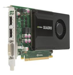 Carte graphique NVIDIA Quadro K2200 4 Go (J3G88AA)