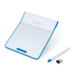 Wacom Bamboo Pad (Touch pad) sans fil avec stylet numérique (CTH-300B)