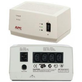 APC Line-R Automatic Voltage Regulator 600 VA