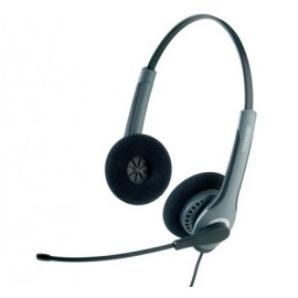 Micro-casque filaire Jabra GN2000 DUO Noise Canceling Narrow Band (QD)
