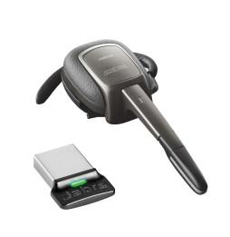 Oreillette Jabra SUPREME UC MC (Microsoft Lync) avec adaptateur USB Bluetooth Jabra LINK 360