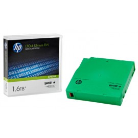 Bande de sauvegarde HP LTO-3 Ultrium 800 GB RW réinscriptible (C7973A)