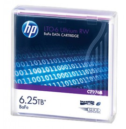 Bande de sauvegarde HP LTO-6 Ultrium 6.25TB MP RW (C7976A)