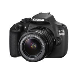 Reflex Canon EOS 1200D + Objectif Canon EF-S 18-55mm f/3.5-5.6 IS II